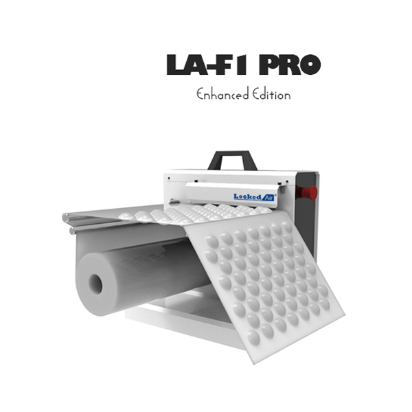 LA-F1 PRO High-Speed Air Bubble Machine - Industrial Class