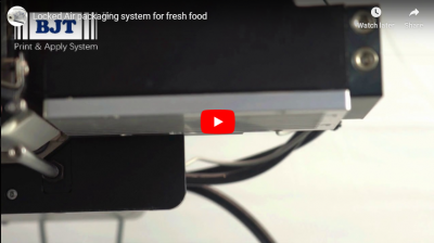 Locked Air packaging system for fresh food