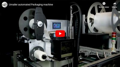 Umailer automated Packaging machine